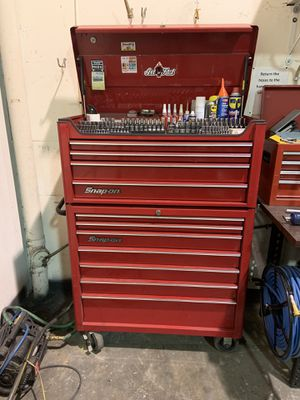 Snap-on role away box 80th anniversary 11drawer for Sale in Murray, UT