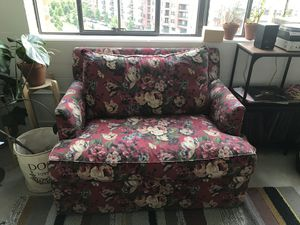 Used, Vintage Loveseat / Sofa Bed for Sale for sale  Atlanta, GA