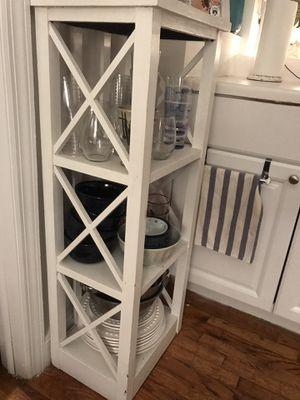White shelf for Sale in NJ, US