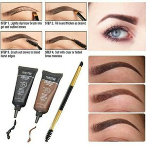 Henna mascara eyebrow waterproof tint black and brown for Sale in Houston, TX