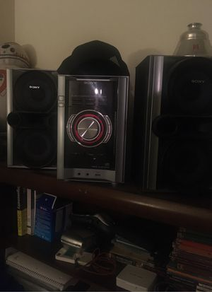 Stereo system for Sale in Chino, CA