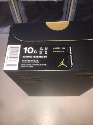 Air Jordan 13, Toddler for Sale in Chicago, IL