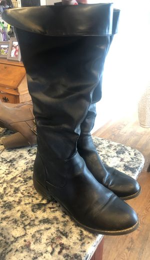 Tall Black Boots for Sale in Murfreesboro, TN