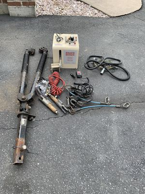 Blue Ox Tow Bar and Brake System Kit for Sale in Nazareth, PA