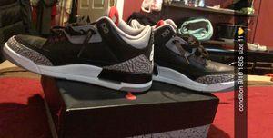Jordan 3s for Sale in Arlington, VA