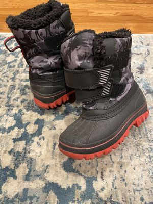 Thermolite Kids' Snow Boots (size 7/8) for Sale in North Massapequa, NY