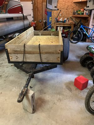 Utility trailer 4x6 for Sale in Galena, OH