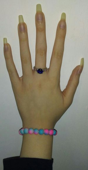 Truly Beautiful Blue Sapphire Sterling Silver Ring! for Sale in Vancouver, WA