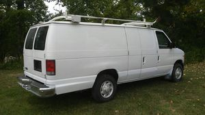 Ford E 350 super dutys extended cargo van runs great* $3450 for Sale in Timberlake, OH