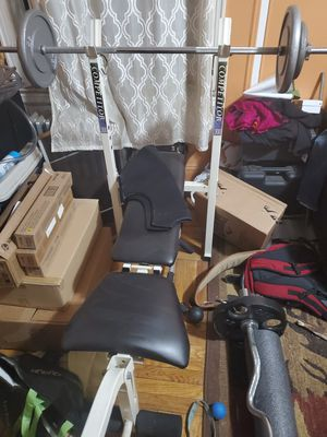 Home gym set for Sale in New York, NY