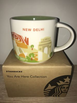 Starbucks Mug New Delhi you are here for Sale in Dulles, VA