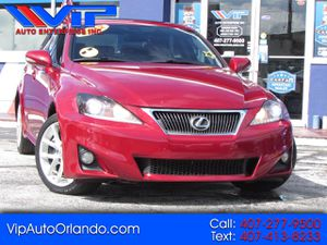 2012 Lexus IS 350 for Sale in Orlando, FL