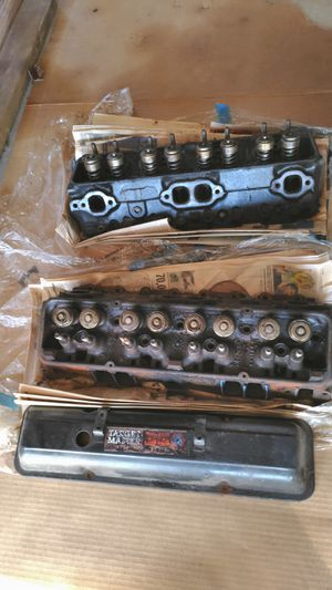 CHEY 350 MARINE HEADS & CRANK for Sale in Lacey Township, NJ