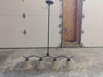 Kitchen island light fixture for Sale in Auburn,  WA