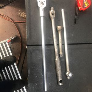 Par X (snap On) 3/4 Drive Wratchet for Sale in Millbrae, CA