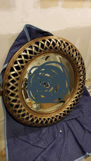 "Wall Mirror - Bassett Mirror Company ""Alissa"" - 6357-711EC for Sale in Seattle, WA"