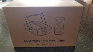 $20 LED WATER RIPPLE LIGHT MACHINE***BRAND NEW*** for Sale in Phoenix, AZ