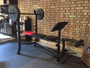 Weider Pro Weight Bench for Sale in Blue Island, IL