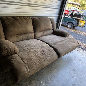 3 Peice Couch Set Used for Sale in Jonesboro, GA