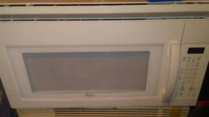 *REDUCED* Whirlpool Wall Mounting Microwave for Sale in Knoxville, TN