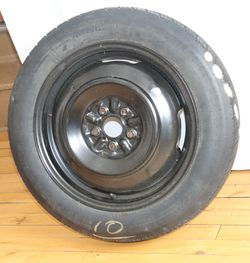 Toyota Corolla Boot Tire T135 80r16 for Sale in East Gull Lake,  MN