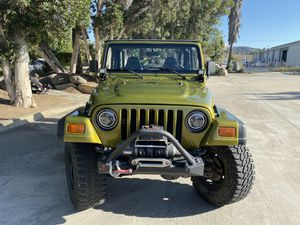 97 wrangler TJ for Sale in Lakeside, CA