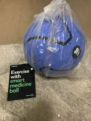 10lb medicine ball for Sale in North Haven, CT
