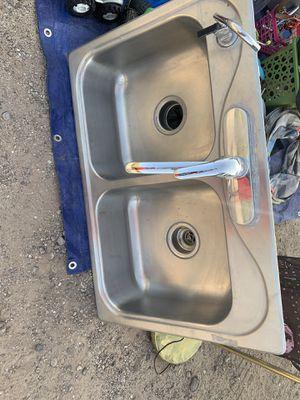 Metal sink for Sale in Tucson, AZ