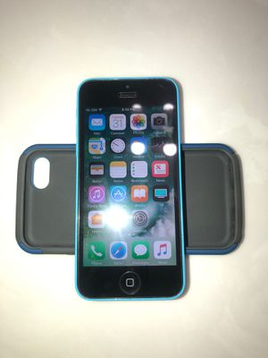 iPhone 5C/32GB Factory Unlocked world/international Verizon T-Mobile ATT Simple Mobile Metro PCs super excellent 10/10 condition for Sale in Houston, TX