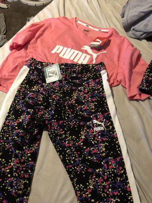 Puma Outfit for Sale in Milwaukee, WI