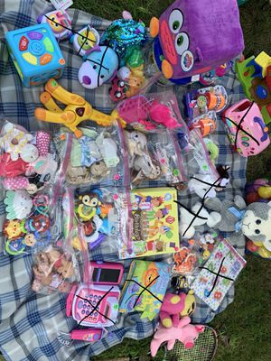 Baby/kids toys for Sale in Fall River, MA