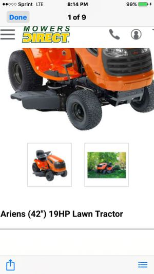 Ariens Riding Lawnmower for Sale in Twinsburg, OH