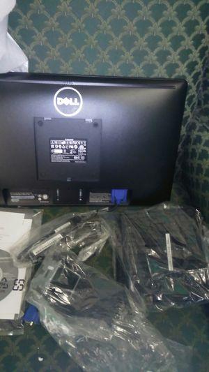 New dell monitor 19 inch with stand model E1914HF for Sale in Miami, FL
