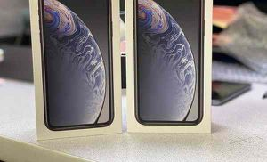 IPHONE XR 64GB BRAND NEW T-MOBILE OR METROPCS 1 X for Sale in Mesquite, TX