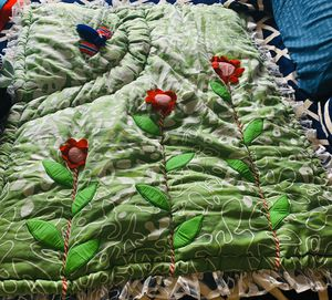 Imported Handmade Baby Quilt**Brand New** for Sale in Fremont, CA