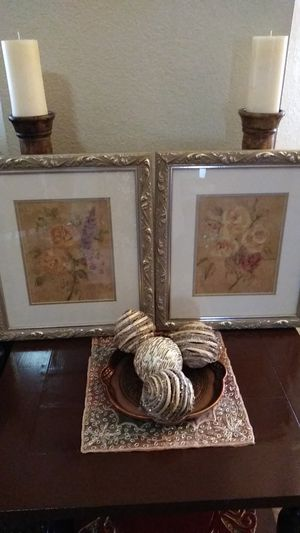 Beautiful Frames Decoration. for Sale in Bakersfield, CA
