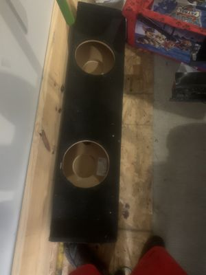 Subwoofer box for Sale in Conroe, TX
