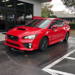 2016 Subaru WRX STI - 50k miles - $27k for Sale in Kissimmee, FL