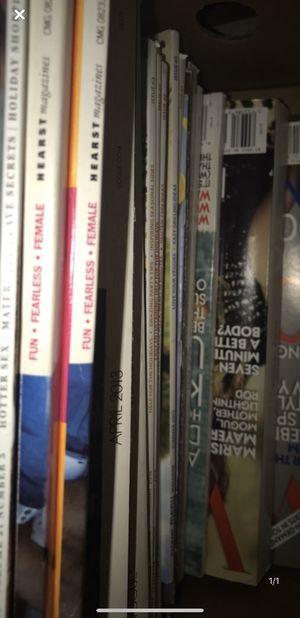 Big stack of magazines for Sale in Camden Wyoming, DE