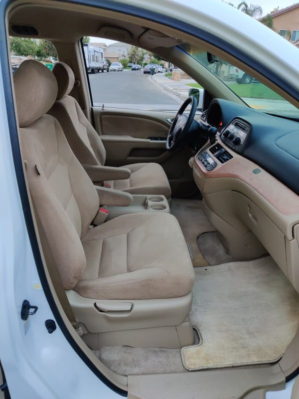 Beautiful Honda Odyssey For Sale In Corona  Ca