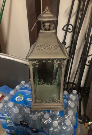 Lantern house decor for Sale in Bakersfield, CA