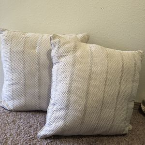 3 Decorative Pillows Give Your Best Price ! for Sale in Olympia, WA