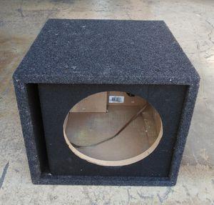 "Fierce Car Audio 10"" Subwoofer Box, Portred for Sale in Santa Ana, CA"