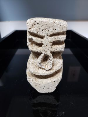 """5"""" stone carved figure for Sale in Duluth, GA"""