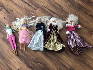 barbie dolls lot for Sale in Flowery Branch, GA