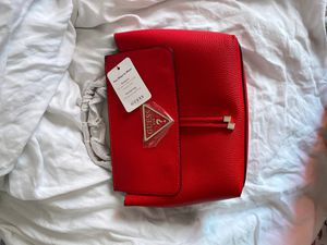 Red Guess backpack/shoulder bag for Sale in Apple Valley, MN