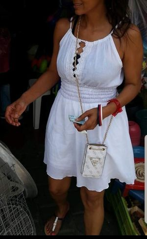 White beach dress small for Sale in Orlando, FL