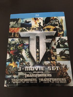 Transformers 3 movie set for Sale in Wahiawa, HI