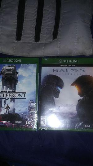 Xbox one games for Sale in San Bernardino, CA