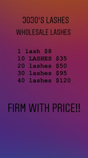 Wholesale lashes for Sale in Victorville, CA